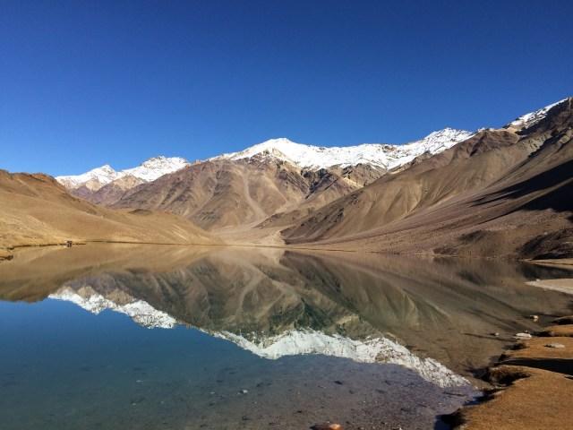 Chadratal lake