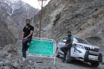 World Most Treacherous Road