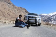 On the Way to Kaza