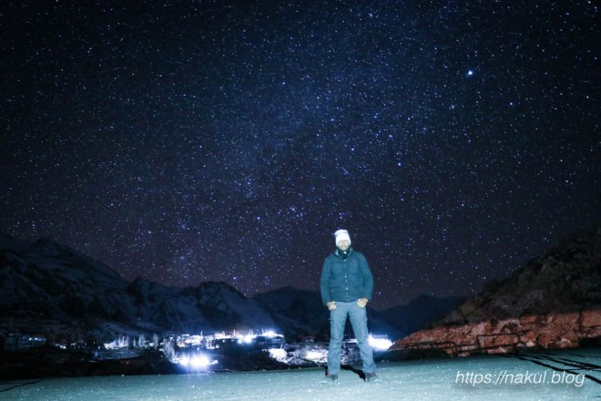 Spiti Night Photography at Nako-2